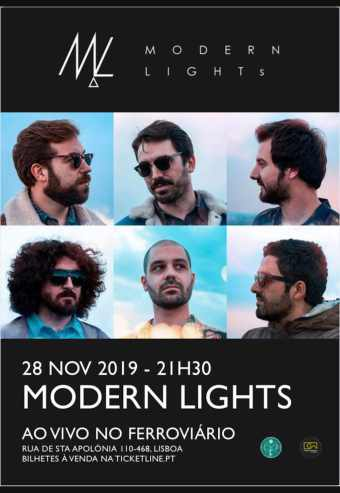MODERN LIGHTS | FERROVIÁRIO