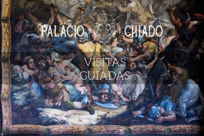 DA GRÉCIA À LUSITÂNIA VISITA GUIADA NO PALÁCIO CHIADO