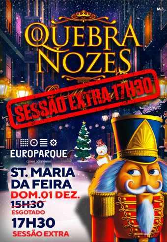 QUEBRA NOZES – O MUSICAL | EUROPARQUE