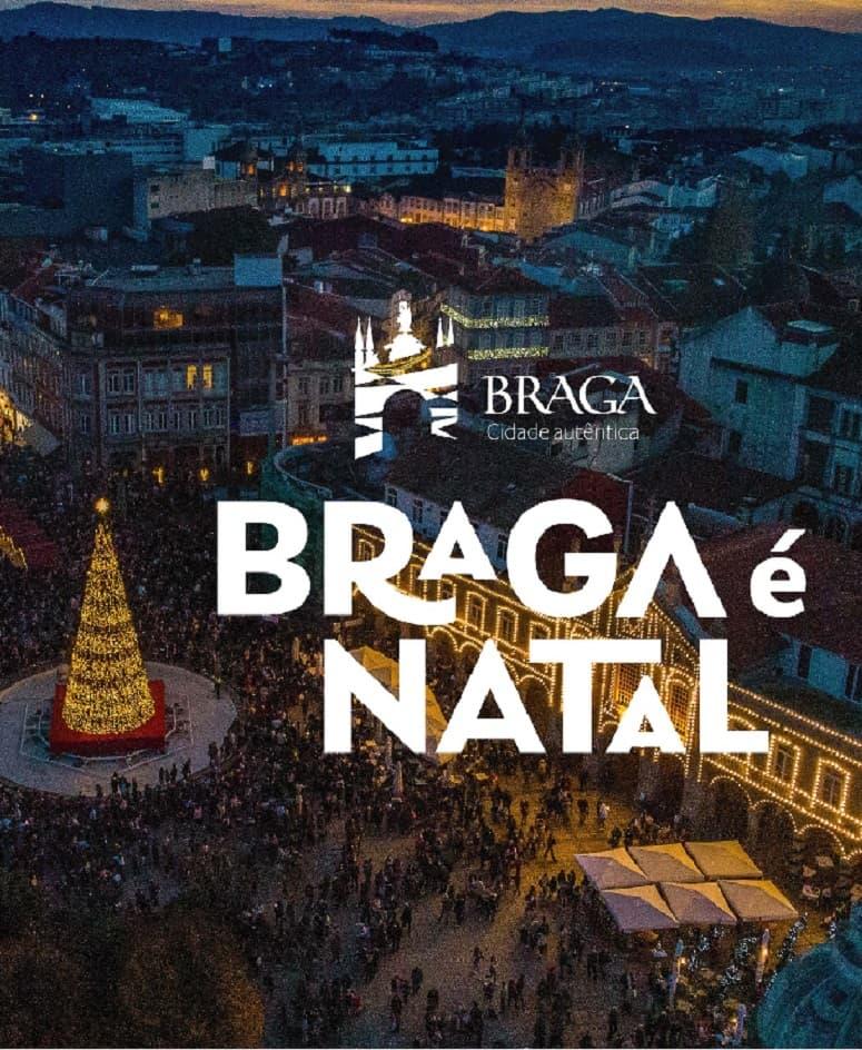 BRAGA É NATAL 2019 | DESTAQUES DO PROGRAMA