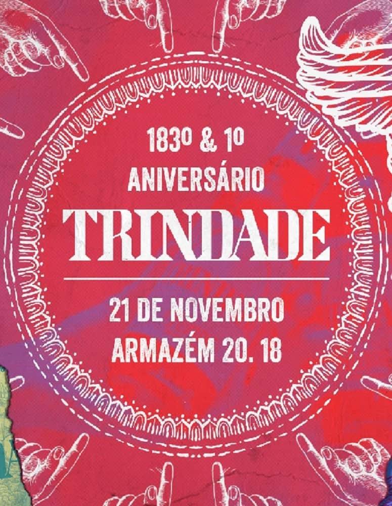FESTA DE ANIVERSÁRIO CERVEJA TRINDADE