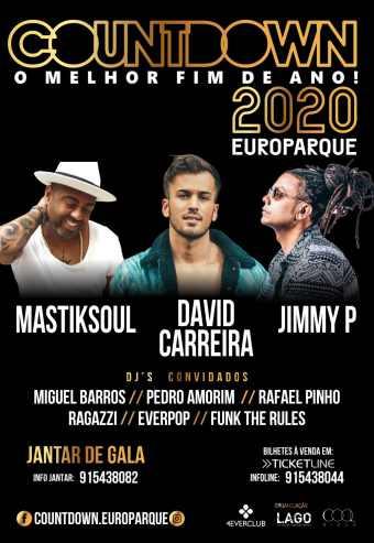 COUNTDOWN 2020 – O MELHOR FIM DE ANO