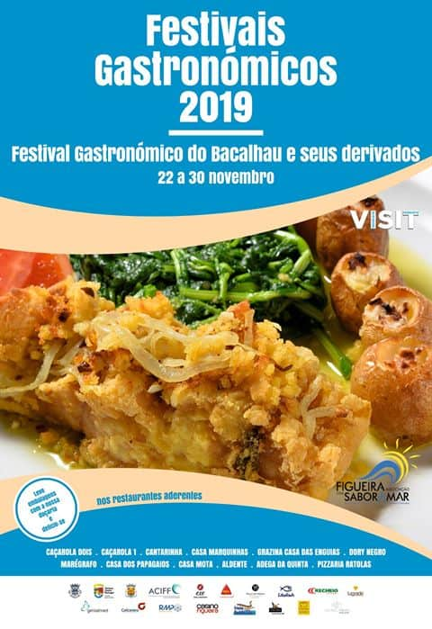 FESTIVAL GASTRONÓMICO DO BACALHAU 2019 FIGUEIRA DA FOZ
