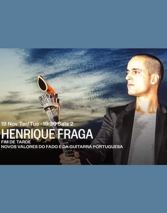 Henrique Fraga – Casa da Música
