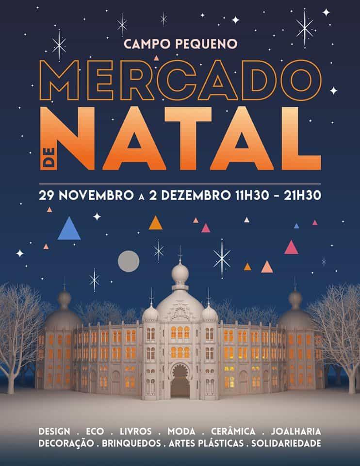 MERCADO DE NATAL 2019 – PASSE SOLIDÁRIO