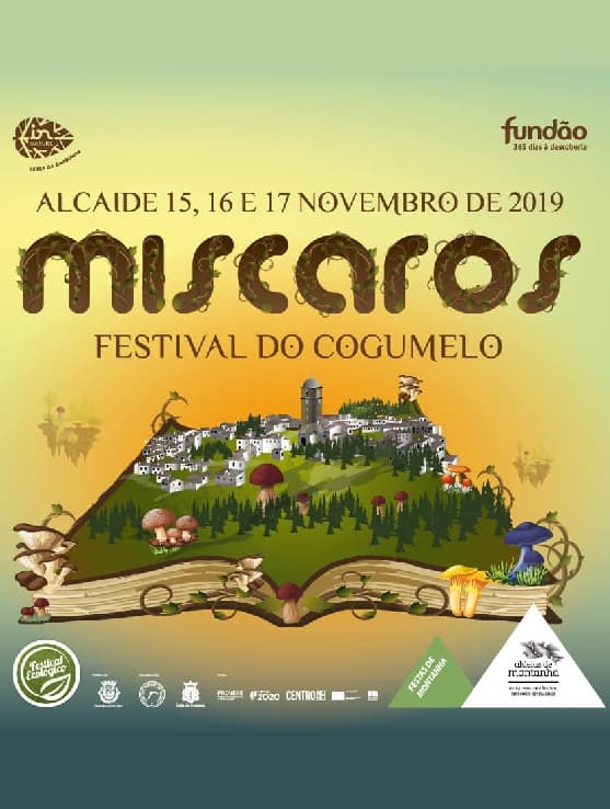 MÍSCAROS – FESTIVAL DO COGUMELO 2019