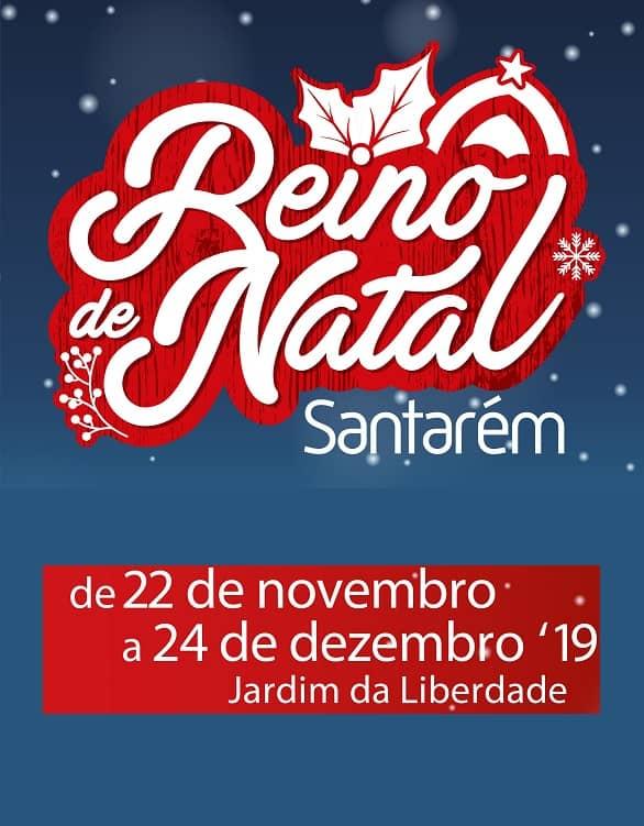 REINO DE NATAL EM SANTARÉM 2019