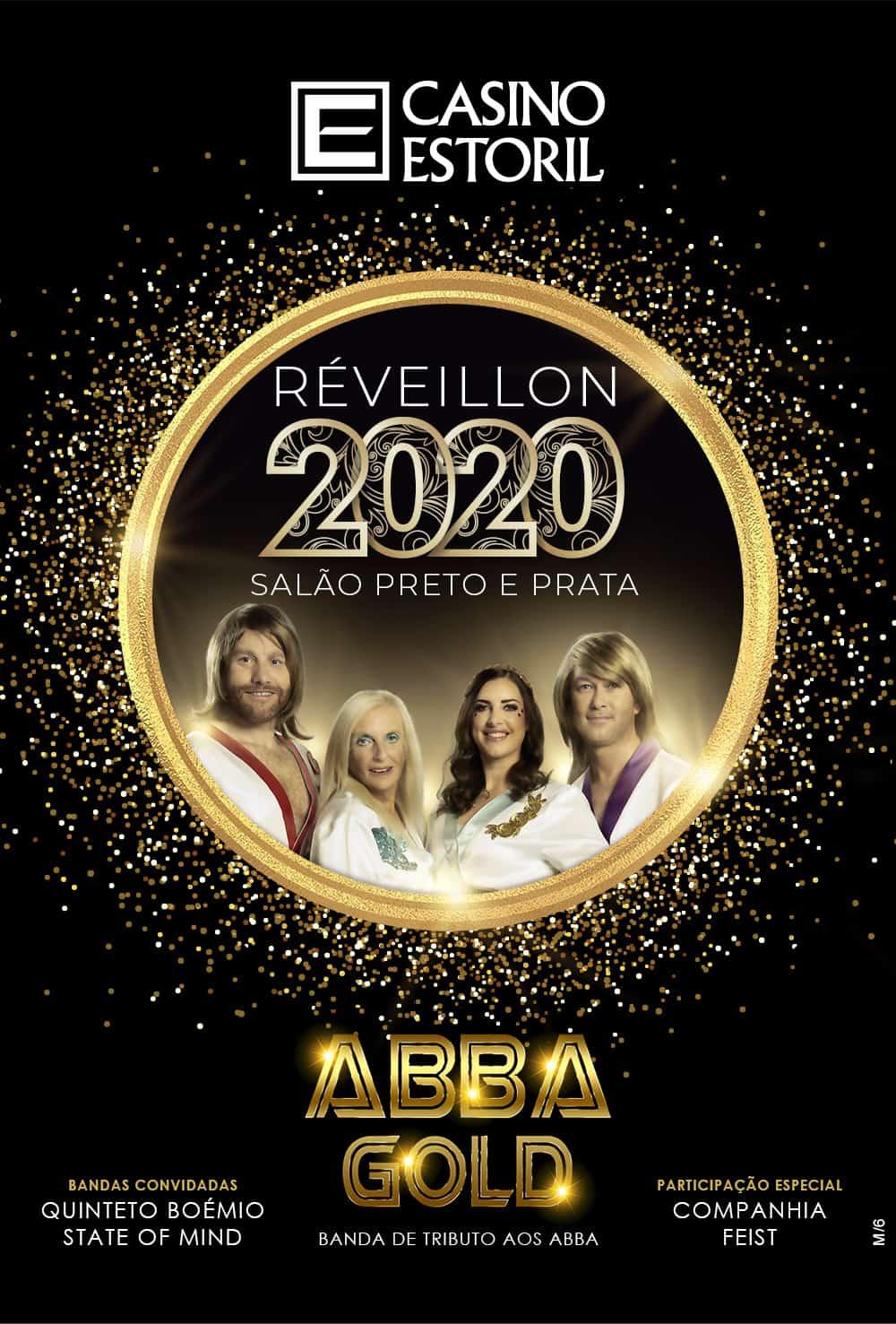 RÉVEILLON 2019/2020 – CASINO DO ESTORIL