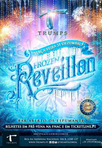 TRUMPS FROZEN REVEILLON