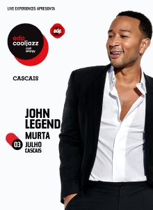JOHN LEGEND | MURTA – 17º EDPCOOLJAZZ 2020 | CASCAIS