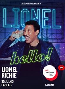 LIONEL RICHIE – 17º EDPCOOLJAZZ 2020   CASCAIS
