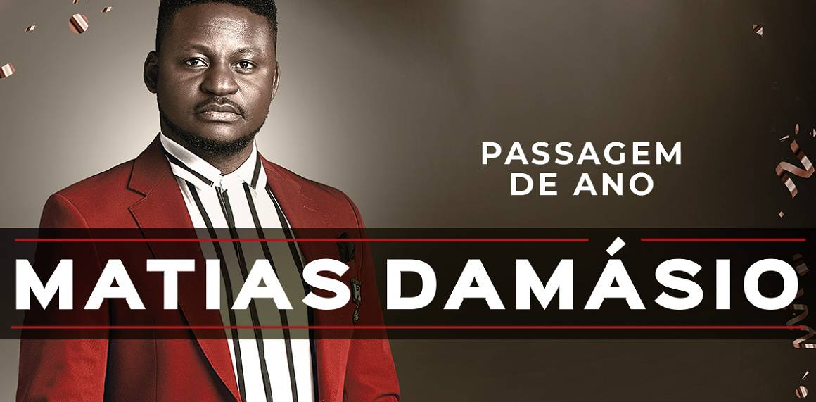 MATIAS DAMÁSIO EM CONCERTO GRATUITO NA PASSAGEM DE ANO DO CASINO LISBOA