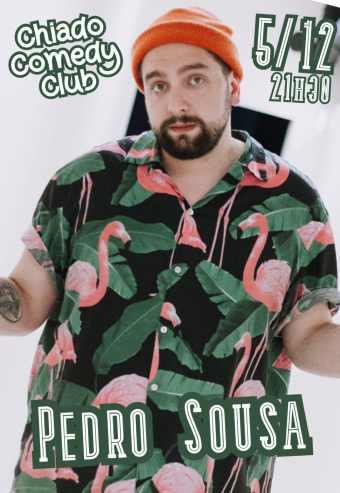 PEDRO SOUSA NO CHIADO COMEDY CLUB