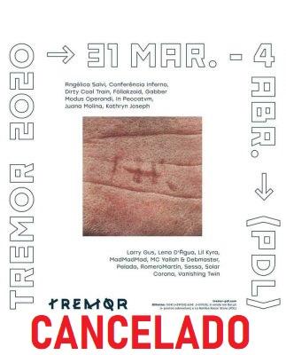 TREMOR 2020 | PONTA DELGADA – SÃO MIGUEL – AÇORES