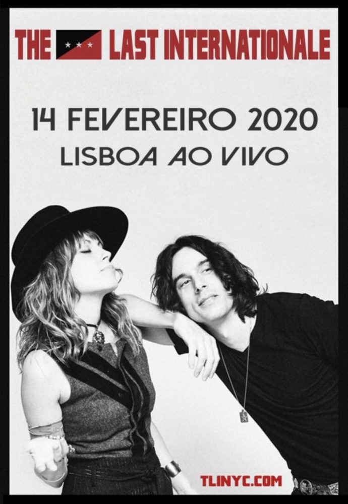 THE LAST INTERNATIONALE NO LAV – LISBOA AO VIVO