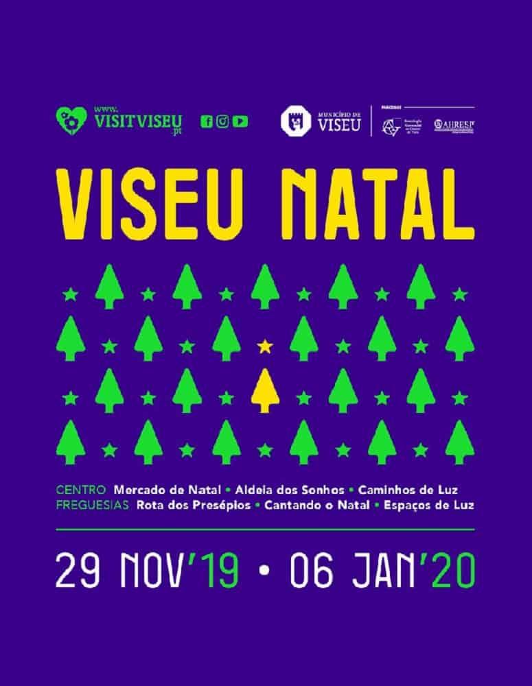 VISEU NATAL 2019 | PROGRAMA GERAL