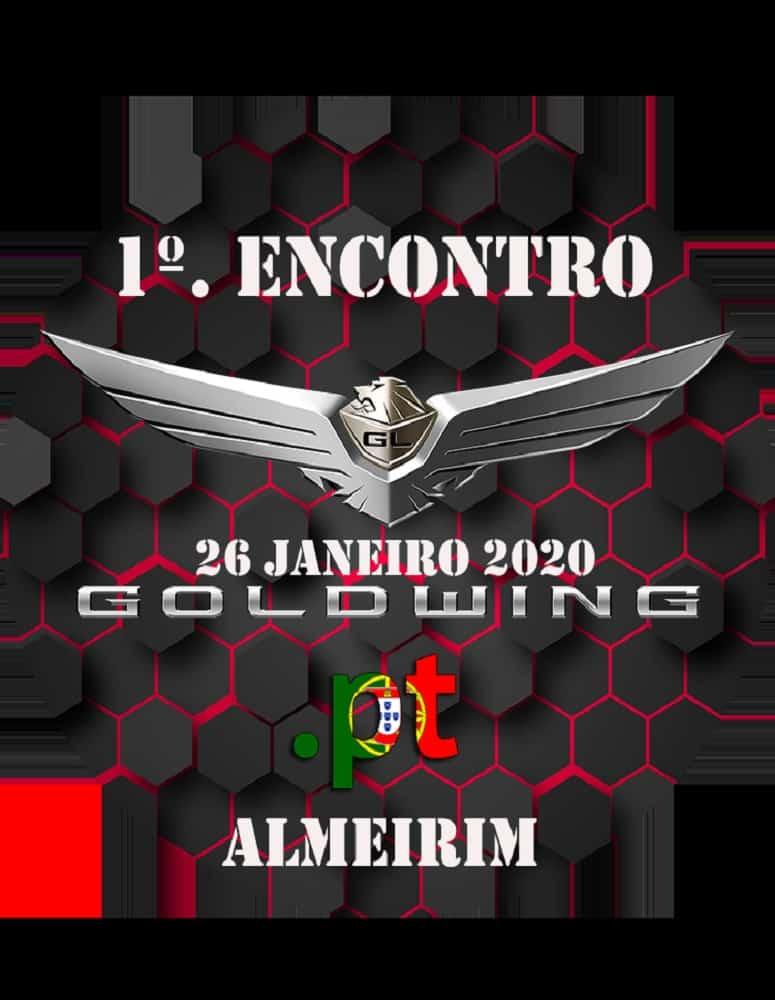 1º ENCONTRO GOLDWING.PT | 26 JAN 2020 ALMEIRIM