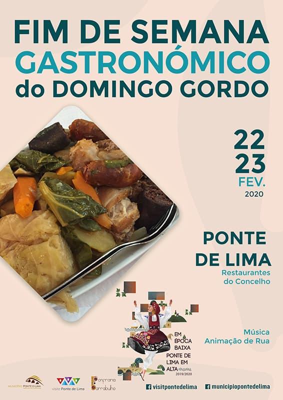 FEIRAS E SEMANAS GASTRONÓMICAS QUE NÃO DEVE PERDER EM FEVEREIRO 2020