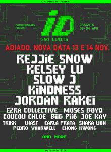 ID NOLIMITS FESTIVAL 2020   ESTORIL