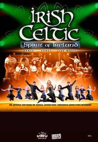 IRISH CELTIC – SPIRIT OF IRELAND | TEATRO TIVOLI BBVA