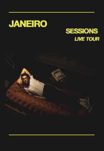 SALVADOR SOBRAL – JANEIRO SESSIONS LIVE TOUR