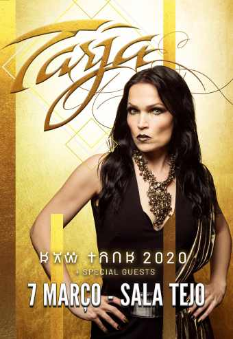 TARJA + SPECIAL GUESTS – IN THE RAW TOUR | LISBOA