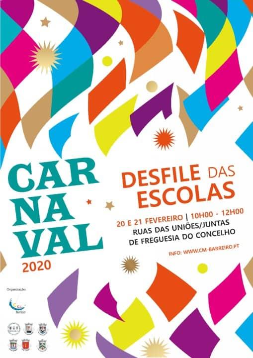 CARNAVAL DAS ESCOLAS 2020 – BARREIRO