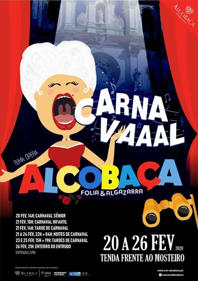CARNAVAL DE ALCOBAÇA 2020 – FOLIA & ALGAZARRA