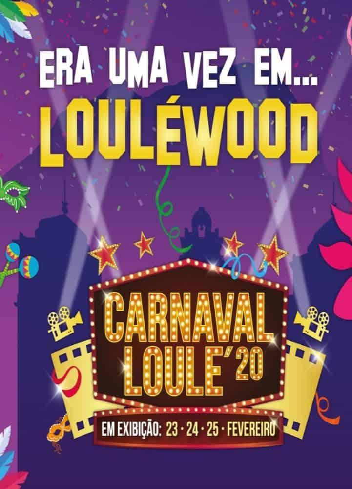 CARNAVAL DE LOULÉ 2020 | ERA UMA VEZ EM…LOULÉWOOD