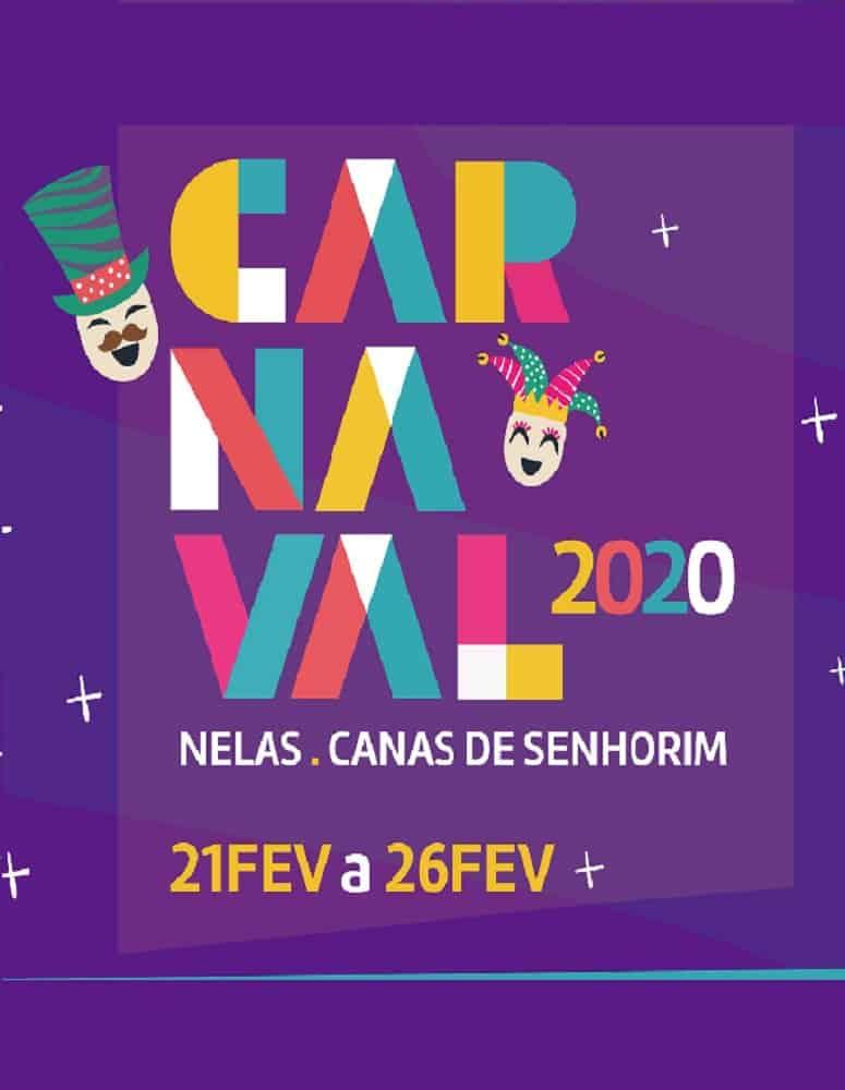 CARNAVAL DE NELAS E CANAS DE SENHORIM 2020