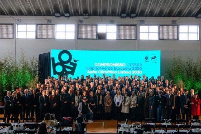 A Central de Cervejas foi uma das mais de 200 empresas das mais diversas áreas de negócio, que responderam positivamente ao desafio lançado pela Câmara Municipal de Lisboa, para assumir o Compromisso Lisboa Capital Verde Europeia 2020 – Acção Climática Lisboa 2030.
