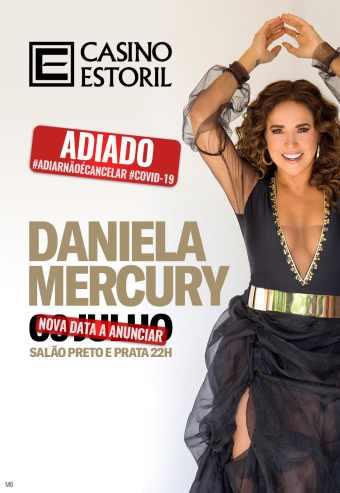 DANIELA MERCURY | TOUR PERFUME – CASINO ESTORIL