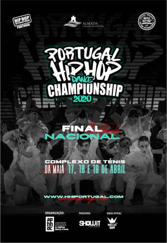HIP HOP INTERNACIONAL PORTUGAL 2020 – FINAL | PASSE