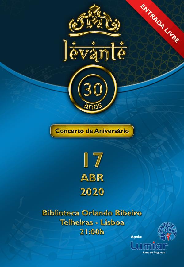 LEVANTE – 30 Anos