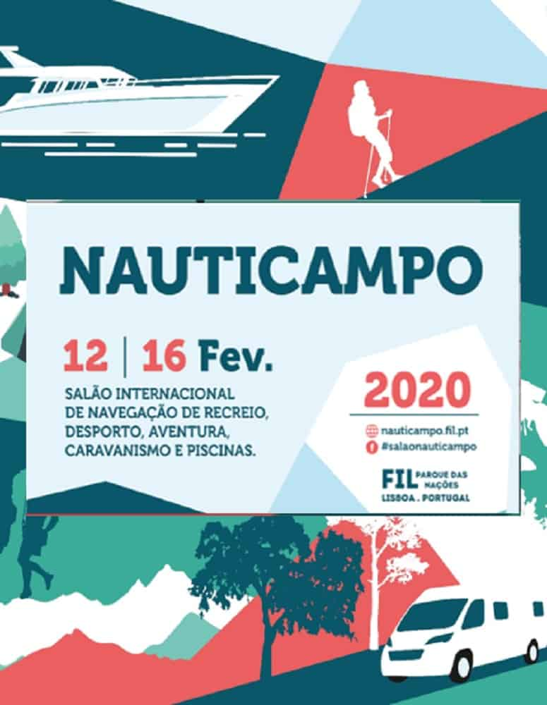 NAUTICAMPO 2020   FEIRA INTERNACIONAL DE LISBOA