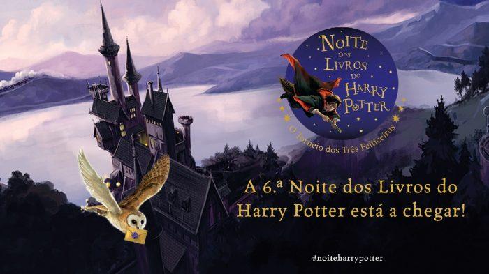 A Noite dos Livros de Harry Potter é no dia 6 de fevereiro na FNAC Colombo! Todos os Potterheadsestão convocados para regressar a Hogwarts! Agarra na tua vassoura de feiticeiro e voa até lá, para participar na Noite de Livros de Harry Potter, uma celebração que acontece, não só nesta loja como a nível internacional.