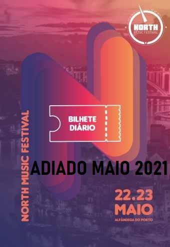 NORTH MUSIC FESTIVAL 2020 – 23 MAIO | PORTO