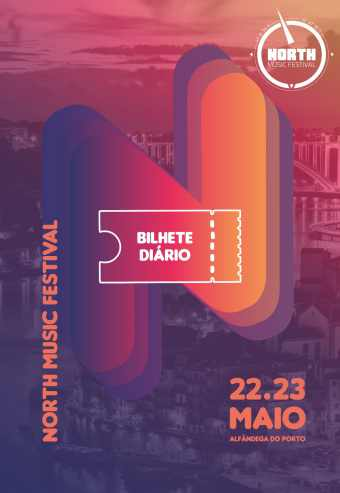 NORTH MUSIC FESTIVAL 2020 – 22 MAIO | PORTO