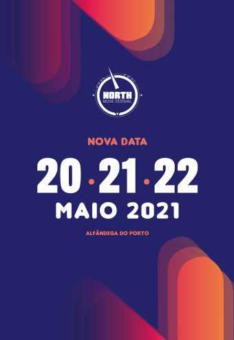 NORTH MUSIC FESTIVAL 2021 – 22 MAIO | PORTO