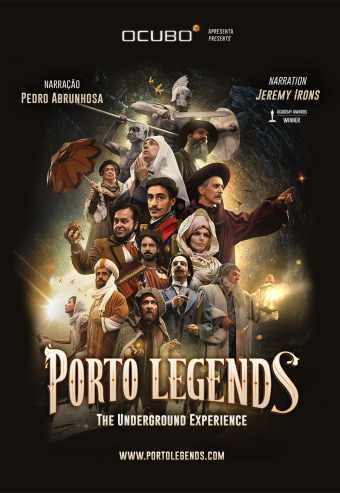 PORTO LEGENDS-UNDERGROUND EXPERIENCE