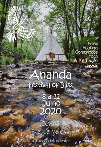 ANANDA FESTIVAL OF BLISS 2020 | COVILHÃ