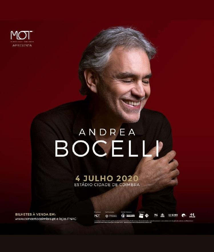 ANDREA BOCELLI – CONCERTO NO ESTÁDIO CIDADE DE COIMBRA