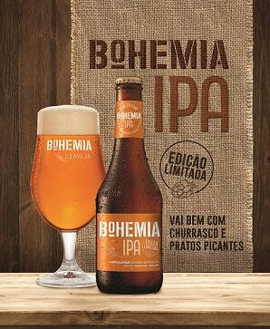Chegou a nova Bohemia Session IPA, uma cerveja com aroma intenso a lúpulo e de amargor marcado, que contrasta na perfeição com os sabores de churrascos e pratos picantes, pensada para os dias de Verão.