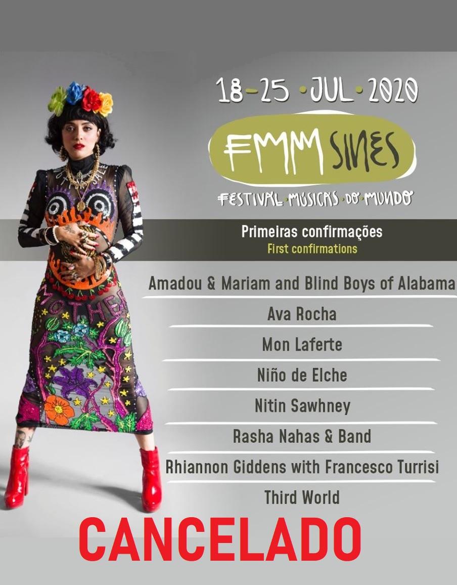 FMM FESTIVAL SINES 2020