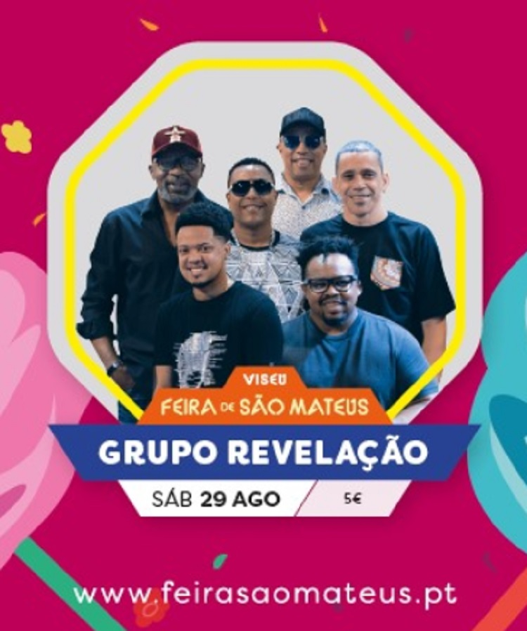 GRUPO REVELAÇÃO – FEIRA DE SÃO MATEUS 2020 VISEU