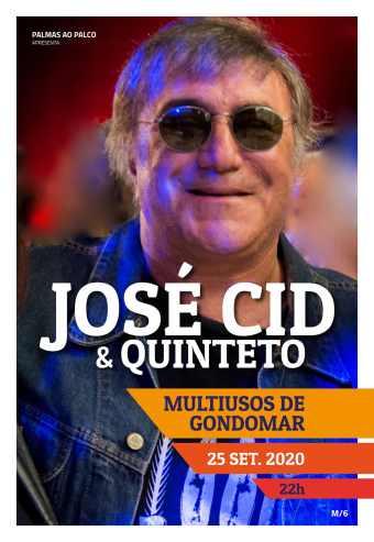 JOSÉ CID & QUINTETO   GONDOMAR
