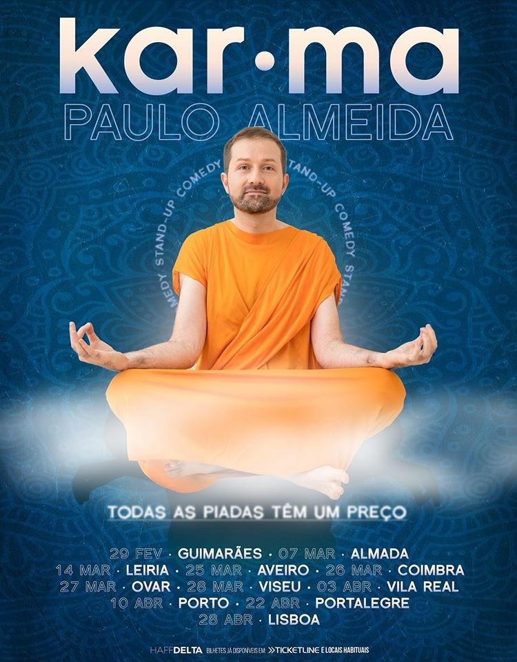 KARMA – PAULO ALMEIDA | OVAR
