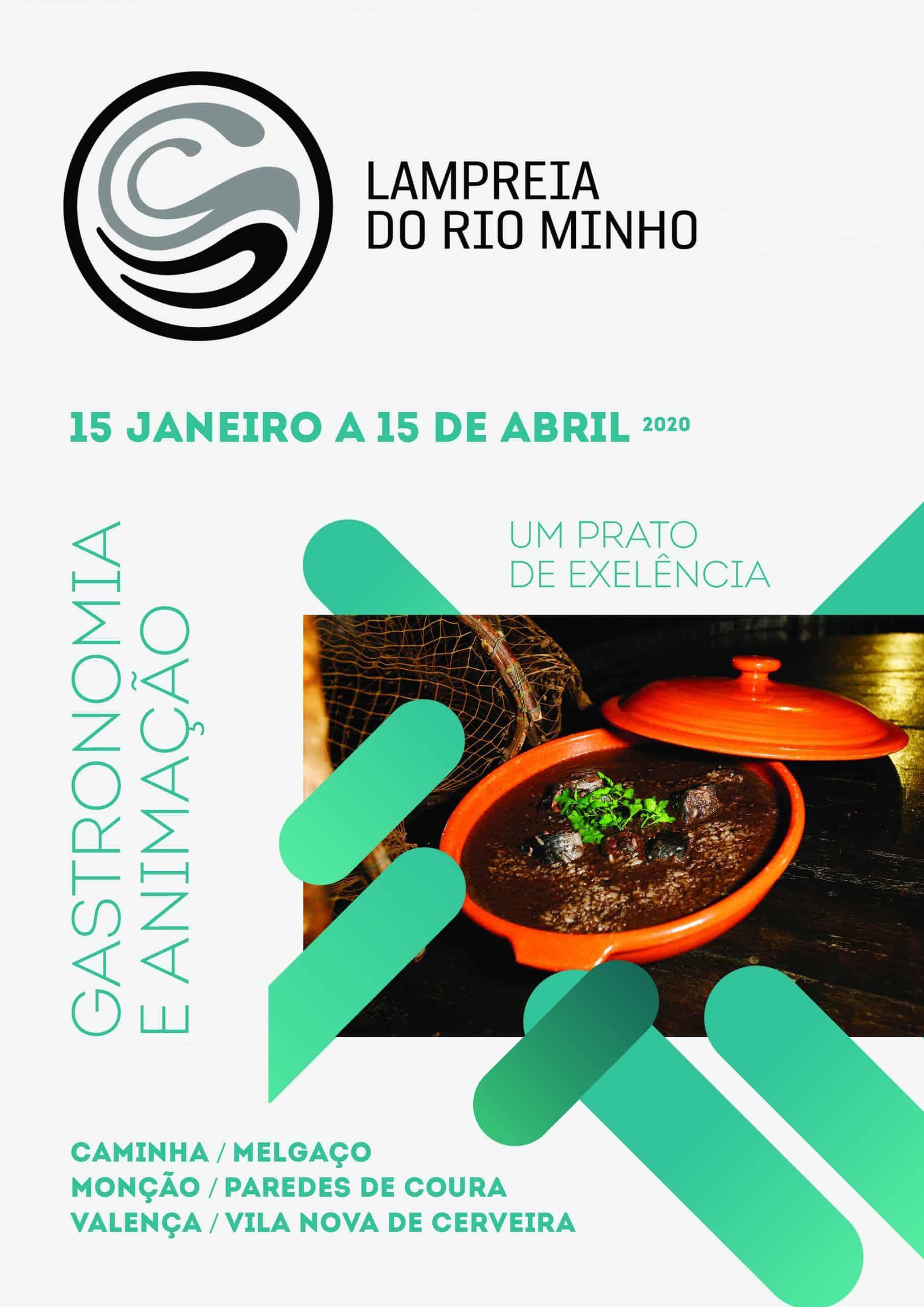 VALENÇA – LAMPREIA DO RIO MINHO 2020