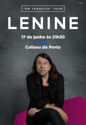 LENINE | COLISEU PORTO AGEAS