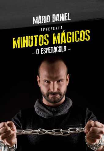 MÁRIO DANIEL – MINUTOS MÁGICOS | ALTICE FORUM BRAGA